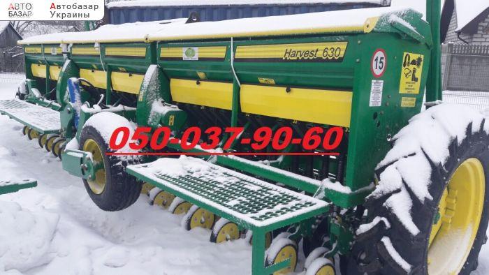 автобазар украины - Продажа    Зернова механічна сівалка Harvest 630(Harvest 540