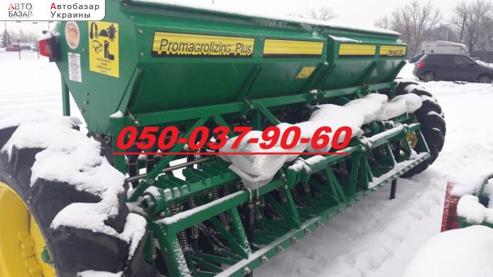 автобазар украины - Продажа    Сівалка зернова Harvest 360(дводисковий сошник Bel