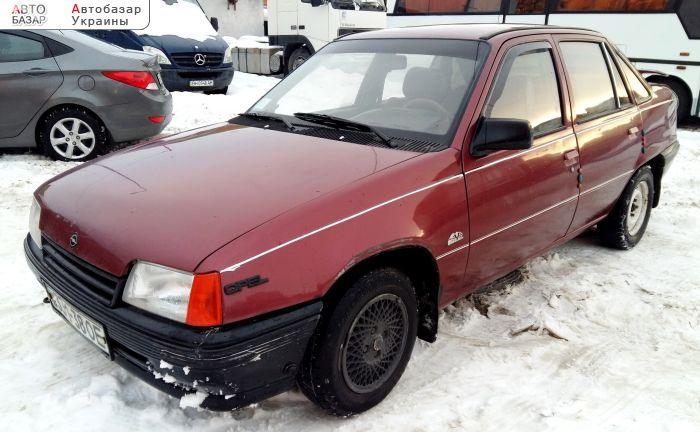 автобазар украины - Продажа 1986 г.в.  Opel Kadett
