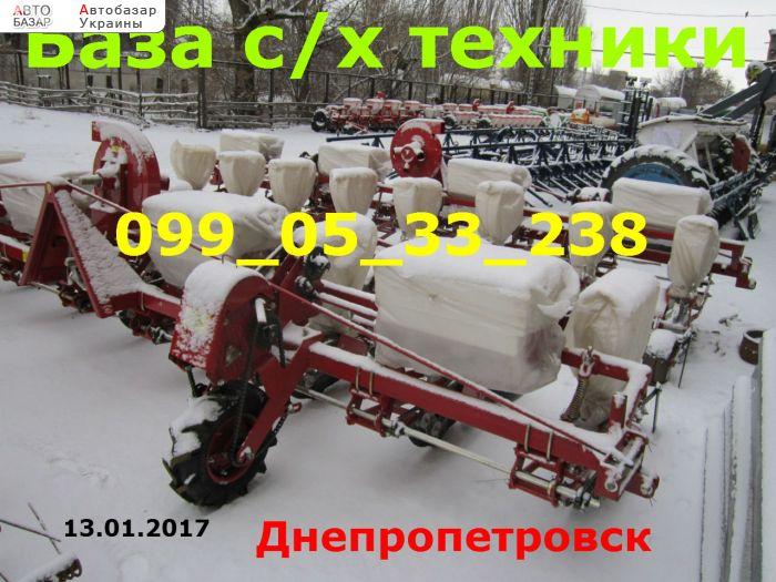 автобазар украины - Продажа  Трактор МТЗ УПС Весна-8, Сеялки Веста СПУ-8,