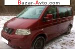 автобазар украины - Продажа 2009 г.в.  Volkswagen Transporter t5