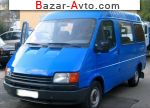 автобазар украины - Продажа 1988 г.в.  Ford Transit Пассажир