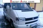 автобазар украины - Продажа 2001 г.в.  Volkswagen Transporter T4