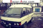автобазар украины - Продажа 1986 г.в.  Nissan Vanette