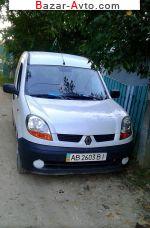 автобазар украины - Продажа 2004 г.в.  Renault Kangoo 5