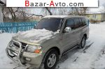 автобазар украины - Продажа 2002 г.в.  Mitsubishi Pajero Wagon