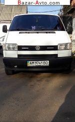 автобазар украины - Продажа 1992 г.в.  Volkswagen Transporter T4