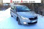 автобазар украины - Продажа 2010 г.в.  Skoda Fabia AMBIENTE