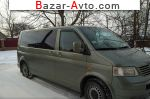 автобазар украины - Продажа 2005 г.в.  Volkswagen Transporter T5