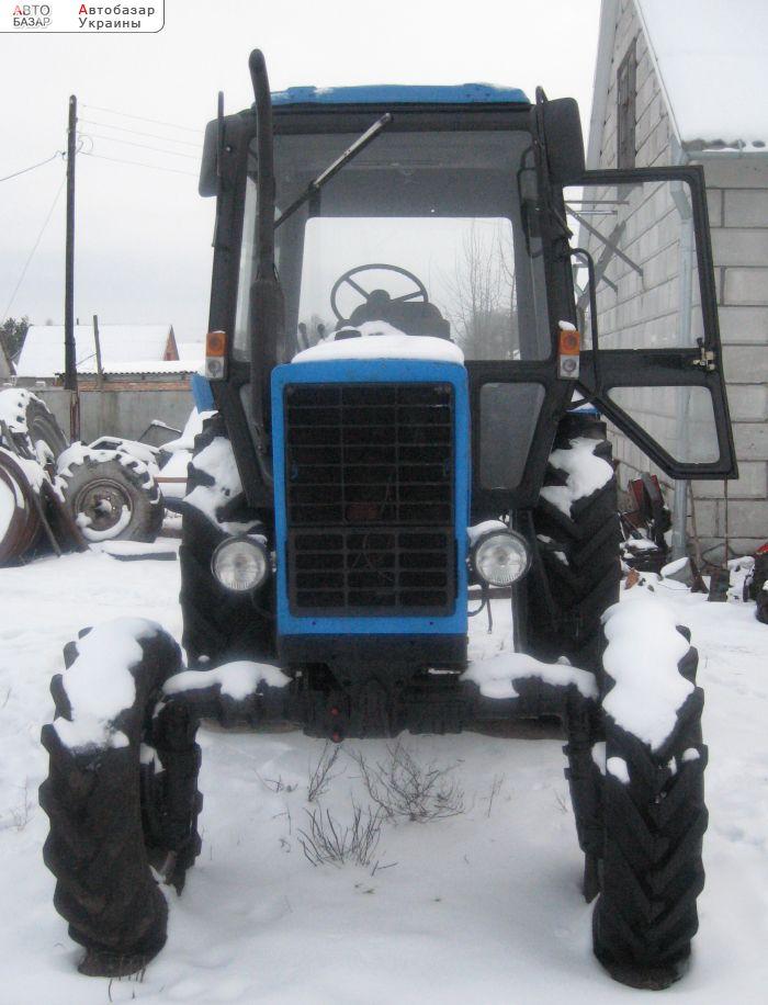 Продам трактор мтз 82.1 2007 года выпуска купить в городе.