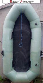 2017 Лодка Лисичанка