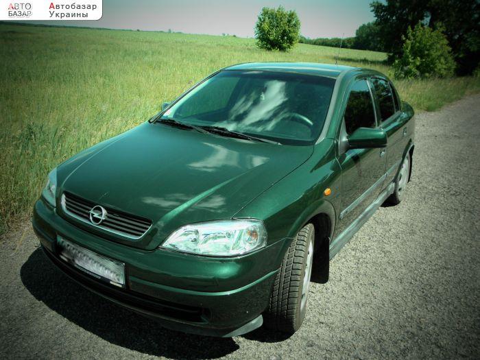 автобазар украины - Продажа 2003 г.в.  Opel Astra G