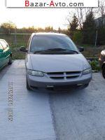 1999 Chrysler Voyager