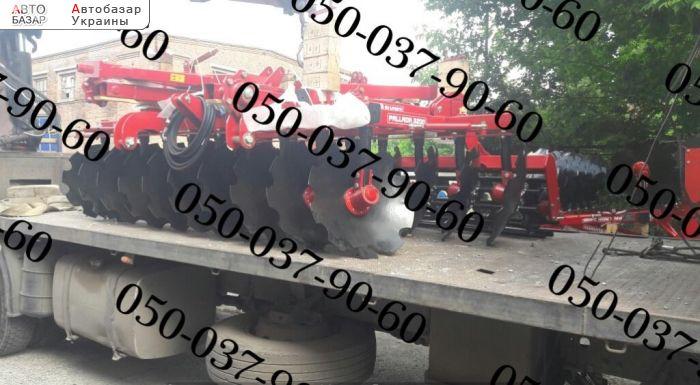 автобазар украины - Продажа    Реально заводская борона Паллада Бдн Покупайте тол