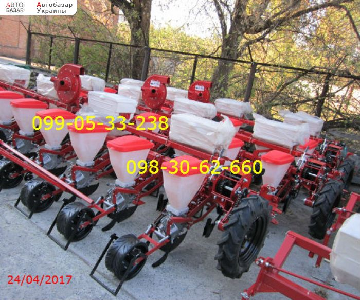 автобазар украины - Продажа 2017 г.в.  Трактор МТЗ Сеялка  УПС-8-02 модель просапних традиційних сіва