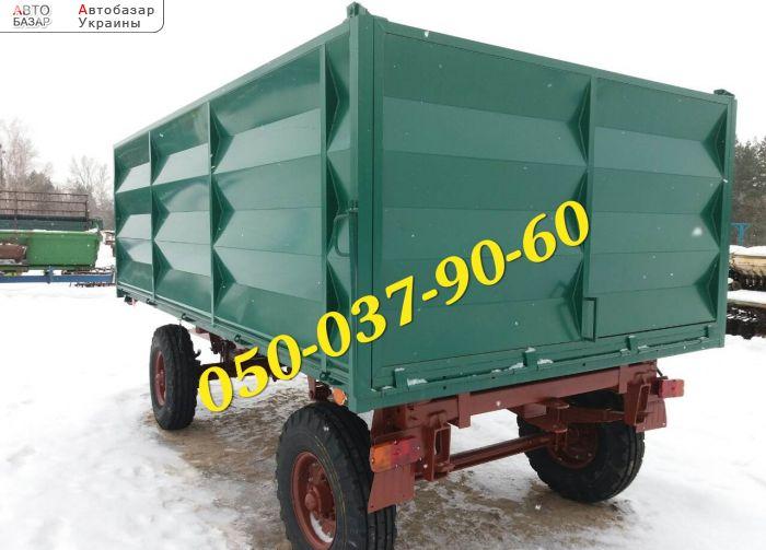 автобазар украины - Продажа  Трактор  Прицеп 2 Птс-4 состояние нового ,по фото видно, а