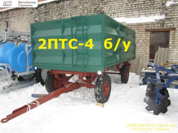 автобазар украины - Продажа    Продажа 2 ПТС-4 Прицеп(бу),