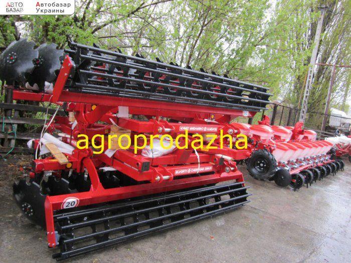 автобазар украины - Продажа 2017 г.в.  Трактор МТЗ PALLADA 3200-01 БДП- 3200А-01 (с трубчатым катком
