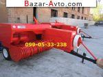 2015 Трактор МТЗ Симпа Z-224/1 б/у из Польши Пресс-подборщики тюковые Цена