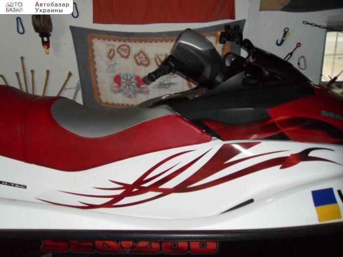 автобазар украины - Продажа 2008 г.в.  Гидроцикл  Gti 155