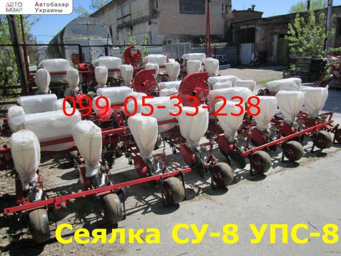 автобазар украины - Продажа 2017 г.в.  Трактор МТЗ Сеялка СУ8 УПС-8Гибрид двухконтурный как УПС-8