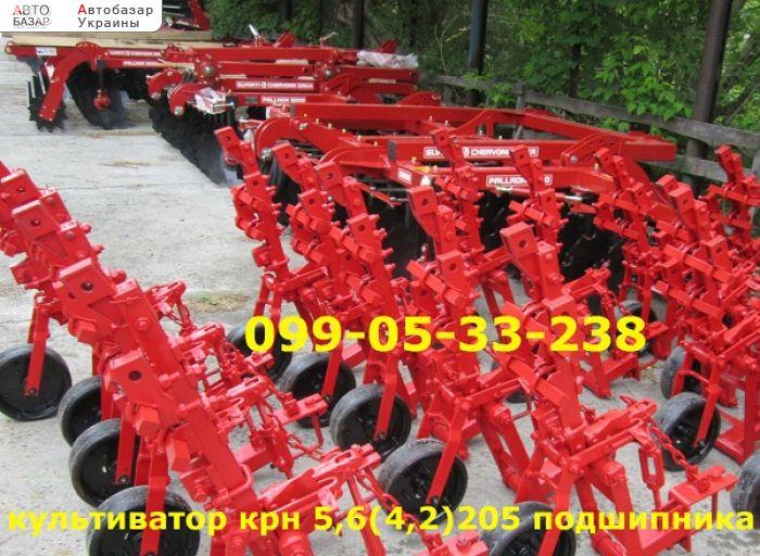 автобазар украины - Продажа 2017 г.в.  Трактор МТЗ культиватор крн 5,6(4,2)205
