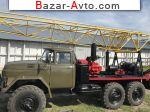 автобазар украины - Продажа 1990 г.в.  ЗИЛ 131 Буровая установка УРБ 2.5 А с инструментом