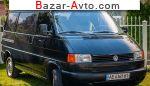 автобазар украины - Продажа 2000 г.в.  Volkswagen Transporter T4