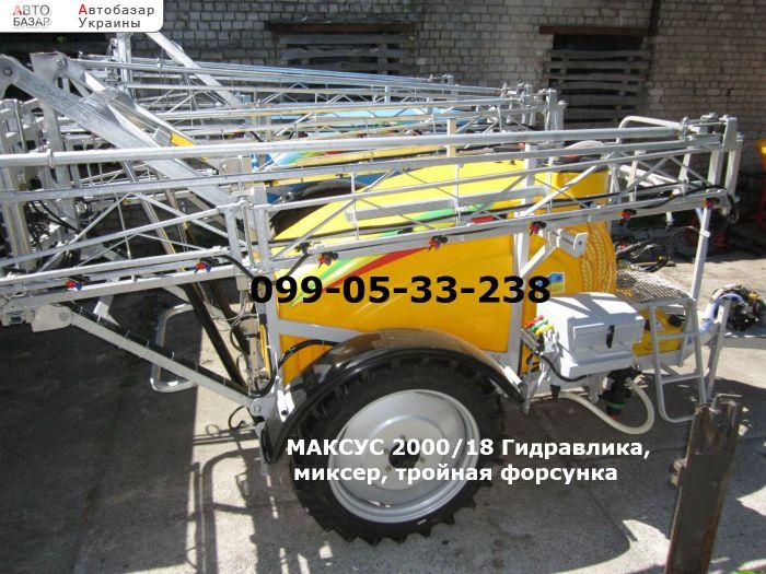 автобазар украины - Продажа 2017 г.в.  Трактор МТЗ МАКСУС 2000/18 Гидравлика,микс