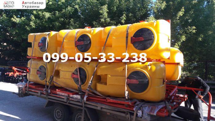 автобазар украины - Продажа 2017 г.в.  Трактор МТЗ Опрыскиватель ОП 800/600 Польс