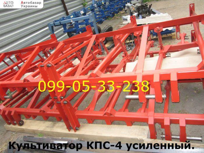 автобазар украины - Продажа 2017 г.в.  Трактор МТЗ Культиватор КПС-4 усиленный.