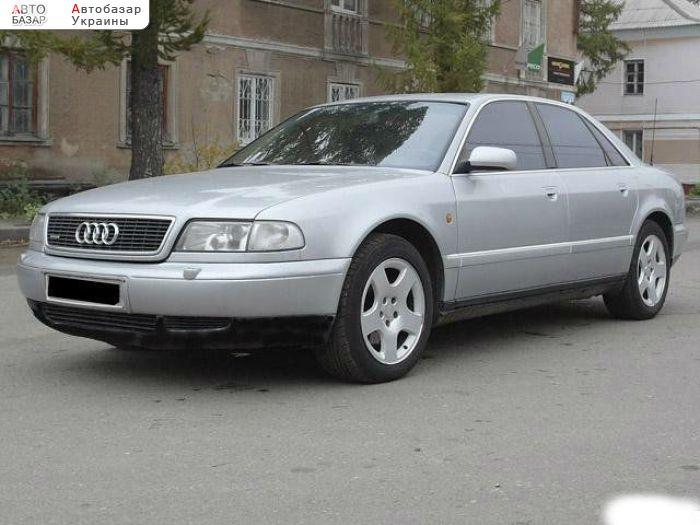 автобазар украины - Продажа 1998 г.в.  Audi A8
