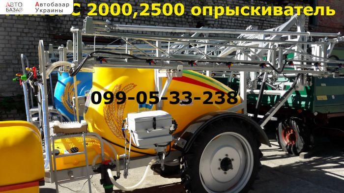 автобазар украины - Продажа 2017 г.в.  Трактор МТЗ Заводской МАКСУС 2000,2500 опр