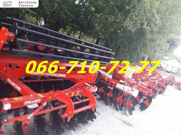 автобазар украины - Продажа 2017 г.в.  Трактор МТЗ Борона БДП-3200-01 Паллада Pal