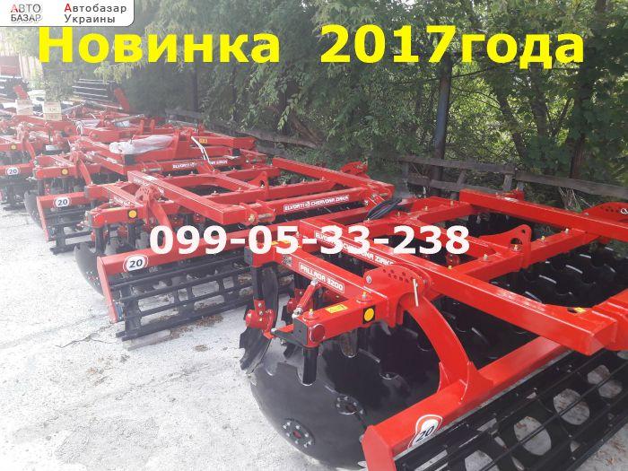 автобазар украины - Продажа 2017 г.в.  Трактор МТЗ Примьера ПАЛЛАДА 3200-01 борон