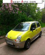 автобазар украины - Продажа 2007 г.в.  Daewoo Matiz Best