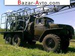 1990 ЗИЛ 131 Буровая установка УКБ-500