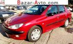 автобазар украины - Продажа 2007 г.в.  Peugeot 206