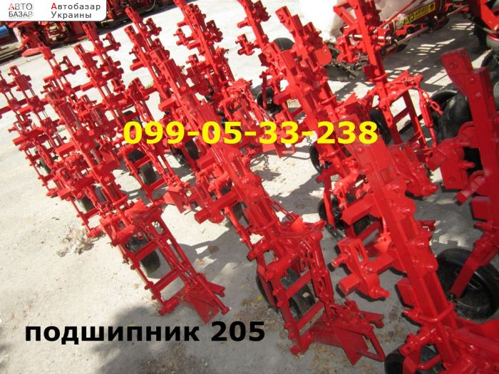 автобазар украины - Продажа  Трактор МТЗ Культиватор крн 5,6(205 подшип