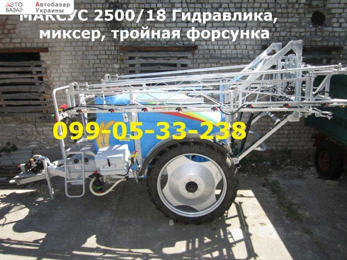 автобазар украины - Продажа 2017 г.в.  Трактор МТЗ МАКСУС 2500/18 Компьютер+Гидра