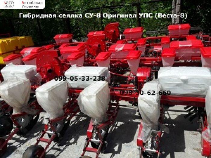 автобазар украины - Продажа 2017 г.в.  Трактор МТЗ Су-8м ГИБРИД от Упс-8 СЕЯЛКА к