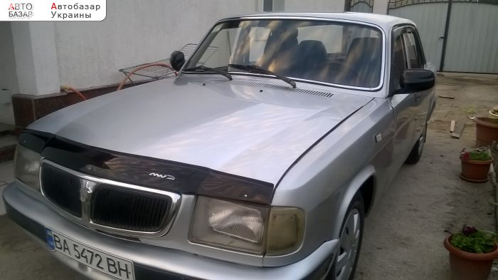 автобазар украины - Продажа 2004 г.в.  ГАЗ 3110