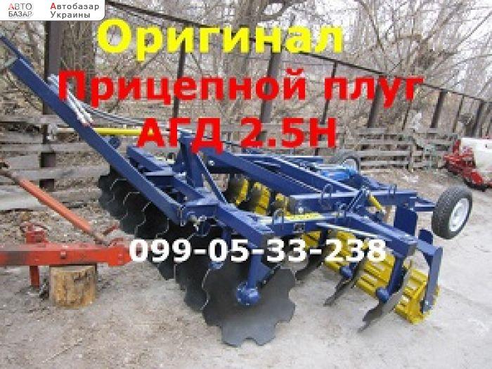 автобазар украины - Продажа 2017 г.в.  Трактор МТЗ АГД 2,5Н прицепной агрегат бор