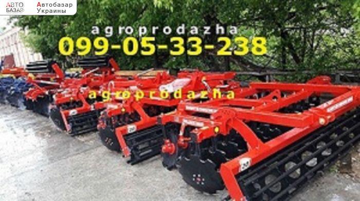 автобазар украины - Продажа 2017 г.в.  Трактор МТЗ Паллада 2400,3200 бороны отмен