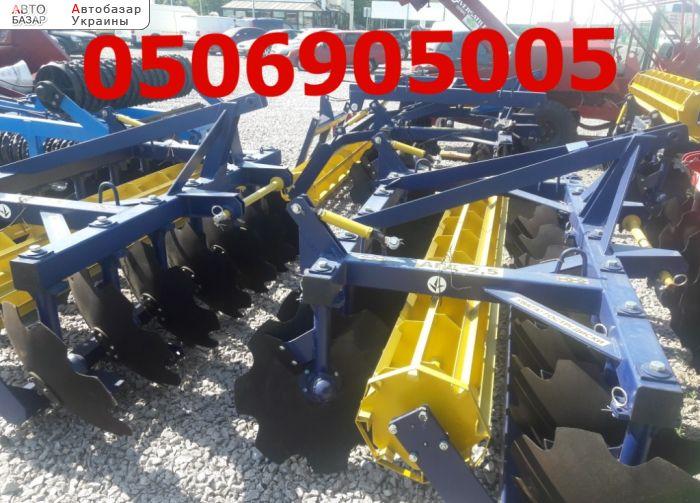 автобазар украины - Продажа    Дисковые бороны АГД-2,1, АГД-2