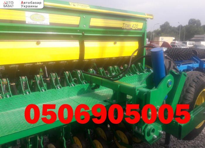 автобазар украины - Продажа  Трактор  Новая сеялка «Титан-420»
