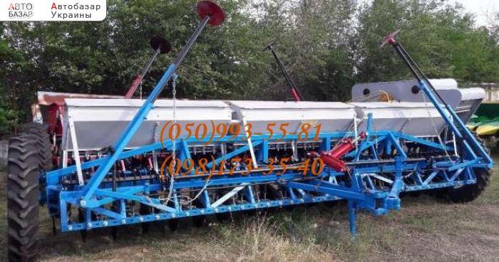 автобазар украины - Продажа    Зерновая  сеялка СЗ-5,4 в хоро