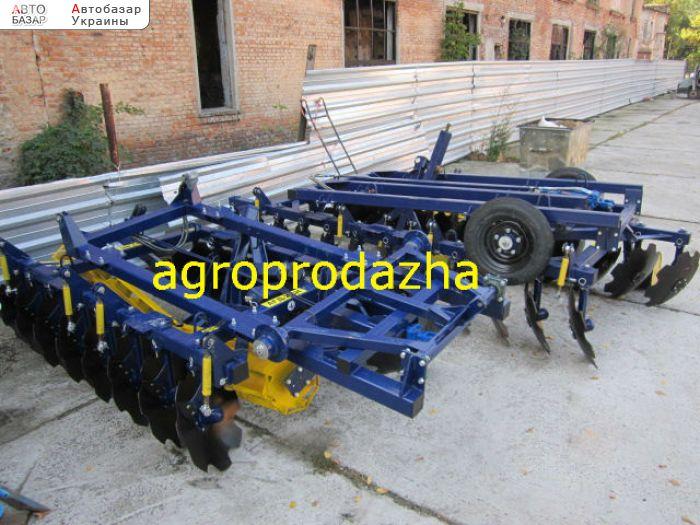 автобазар украины - Продажа 2017 г.в.  Трактор МТЗ Дисковая борона АГД-4.5Н прице