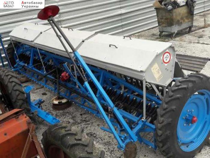 автобазар украины - Продажа 2005 г.в.  Трактор МТЗ Сеялка зерновая сз-5, 4 после