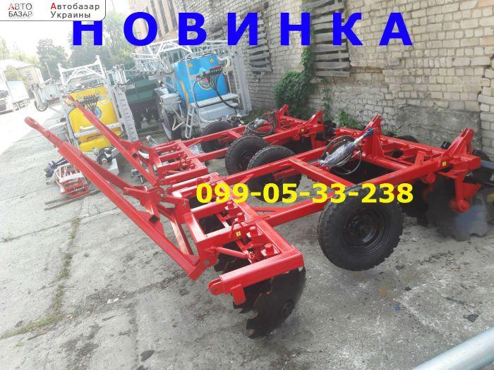 автобазар украины - Продажа 2017 г.в.  Трактор МТЗ ХИТ БДП 2.5х2 прицепная борона